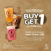 Cheeze Tea Promo Buy 1 Get 1 Free (30094254) di Kota Banda Aceh
