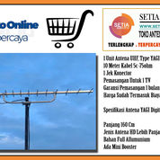 Tukang Pasang Antena Tv Jurang Magu >< Ciputat Tangerang (30094531) di Kota Tangerang Selatan