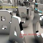 PEMBUATAN HURUF TIMBUL STAINLESS TERBARU   BATAM (30097335) di Kab. Karimun