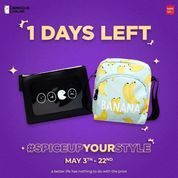 Miniso Tomorrow is your last chance to win our Miniso Bag Collections! (30099895) di Kota Jakarta Selatan