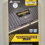 Ram Corsair Vengeance LPX DDR4 16Gb 2x8gb (30108109) di Kota Jakarta Selatan