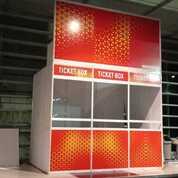 PARTISI R8 UNTUK DI JADIKAN TIKET BOX (30108438) di Kota Tangerang