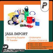JASA IMPORT MERCHANDISE | PARTNERIMPORT.COM | 081317149214 (30110429) di Kota Jakarta Timur