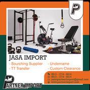 JASA IMPORT ALAT GYM | PARTNERIMPORT.COM | 081317149214 (30110444) di Kota Jakarta Timur