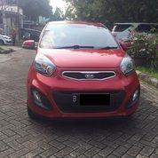 Kia Picanto Manual Th 2012 Warna Merah (30112882) di Kota Jakarta Utara