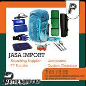 JASA IMPORT PERALATAN OUTDOOR | PARTNERIMPORT.COM | 081317149214 (30117500) di Kota Jakarta Timur