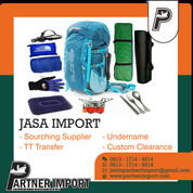 JASA IMPORT PERALATAN OUTDOOR | PARTNERIMPORT.COM | 081317149214 (30117654) di Kota Jakarta Timur