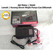 Cas Aki Mobil Atau Motor 12 Volt 20 Ampere (30122909) di Kab. Sleman