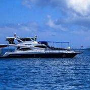 Yacht Speed Boat Pjg 19 Mtr X Lbr 4,85 Mtr, Full Fiber Body (30127128) di Kota Payakumbuh