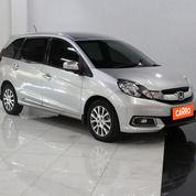 Honda Mobilio E Prestige AT 2015 Silver (30127874) di Kota Jakarta Utara