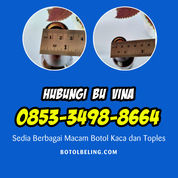 TERPERCAYA +62 853-3498-8664 Botol Kaca Tempat Ginseng (30129910) di Kab. Nganjuk