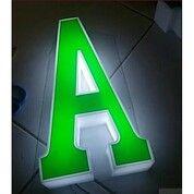 PEMBUATAN HURUF TIMBUL AKRILIK LED | PONTIANAK (30130798) di Kab. Sanggau