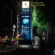 PEMBUATAN TOTEM PLN TERMURAH | LANGSA (30137370) di Kab. Sanggau