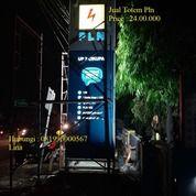 PEMBUATAN TOTEM PLN TERMURAH | JAYA PURA (30137514) di Kab. Barito Utara