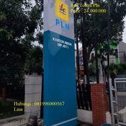 PEMBUATAN TOTEM PLN TERMURAH | BANJAR BARU (30137582) di Kab. Hulu Sungai Selatan