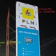 PEMBUATAN TOTEM PLN | PADANG SIDEMPUAN (30138134) di Kab. Natuna