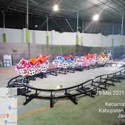 Minicoaster Rell Naik Turun Siap Pakai Usaha (30141859) di Kab. Malang