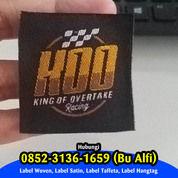 TANGAN PERTAMA 085231361659 Jasa Pembuatan Label Baju Banjar (30153198) di Kota Banjar