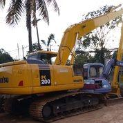 Excavator (EX) Komatsu Long Arm PC200-7 Tahun 2007 (30164541) di Kota Jakarta Timur