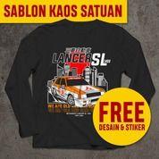 [FREE ONGKIR] TEMPAT JASA SABLON KAOS SATUAN TERDEKAT LANGSA I JAGOTEES (30165253) di Kota Langsa
