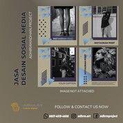 TERMURAH!! WA: 0857-4519-4608, Jasa Desain Mockup Online Nganjuk (30167190) di Kab. Nganjuk