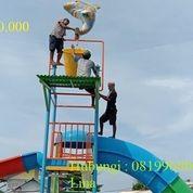 PEMBUATAN WATERPARK EMBER TUMPAH MURAH 195 L | BEKASI (30172729) di Kab. Bondowoso