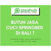 Jasa Cuci Springbed Panggilan Di Bali (30173235) di Kota Denpasar