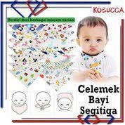 Celemek Bayi Aksesoris Perlengkapan Makan Bahan Kain (30175607) di Kota Jakarta Barat