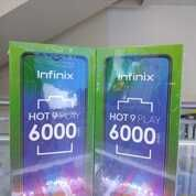#TERMURAH Infinix Hot 9 Play Ram 4gb Resmi (30177824) di Kota Jakarta Timur