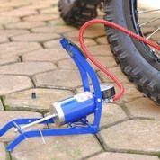 Pompa Injak Untuk Sepeda Bola Dll (30183540) di Kota Bandar Lampung