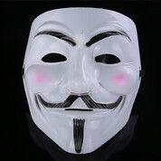 Topeng Anonymous PVC (30183626) di Kota Bandar Lampung