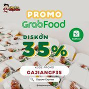 DAPOER EXPRESS BANDUNG DISKON 35% !! (30184391) di Kota Jakarta Selatan
