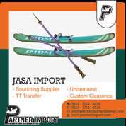 JASA IMPORT PAPAN SKI   PARTNERIMPORT.COM   081317149214 (30185288) di Kota Jakarta Timur
