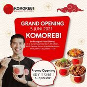 Komorebi PROMO grand opening buy 1 get 1 (30186318) di Kota Jakarta Barat