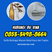 CEEPAT +62 853-3498-8664 TERSEDIA Botol Kaca Custom (30193485) di Kab. Nganjuk