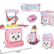 Mainan Edukasi Anak Perempuan Laki-Laki Dokter Dokteran Anak + Ransel (30197399) di Kota Jakarta Barat