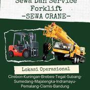 SEWA DAN SERVICE FORKLIFT KERSANA - BREBES PT.KCS (30200334) di Kab. Cirebon