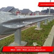 Pagar PEngaman Jalan Guardrail Banjarmasin Kalimantan Timur (30202227) di Kota Balikpapan