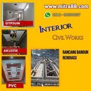 Tukang Plafon Gypsum, Akustik ,PVC, Pengecatan (30205998) di Kota Bekasi