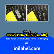 PRODUSEN 085231361659 Label Baju Purwodadi (30206852) di Kab. Purworejo