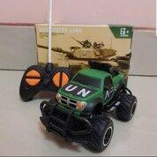 Mainan Remote Control Mini Mobil Jeep (30210380) di Kota Bandar Lampung