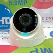 CCTV CAMERA DOME INDOOR 4 MATA HD SONY 900TVL CS 215 (30212227) di Kota Bekasi