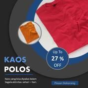 Dapatkan Kaos Polos Harga Terjangkau Dan Ekslusif (30212608) di Kab. Garut