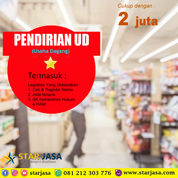 Promo Pendirian UD Promo Pembuatan Usaha Dagang Seluruh Indonesia (30213089) di Kab. Bantul