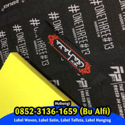 Bu Alfi 085231361659 Label Baju Purworejo (30213438) di Kab. Purworejo