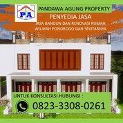 TERFAVORIT   0823-3308-0261   Jasa Desain Rumah Type 54 Di Ponorogo, PANDAWA AGUNG PROPERTY (30214477) di Kab. Ponorogo