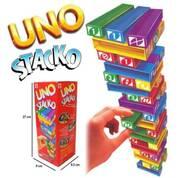 Uno STACKO Standing Block Game (30214952) di Kota Bandar Lampung