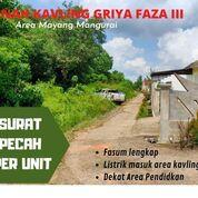 Tanah Kavling Griya Faza III, Area Kota Jambi : Kavling Strategis (30218948) di Kota Jambi