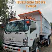 ISUZU GIGA 285 PS, Th.2014.Dump Truk, Indeks 26 Kubik (30218971) di Kab. Bekasi