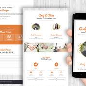 Undangan Website Kekinian Template Premium (30220911) di Kab. Batanghari